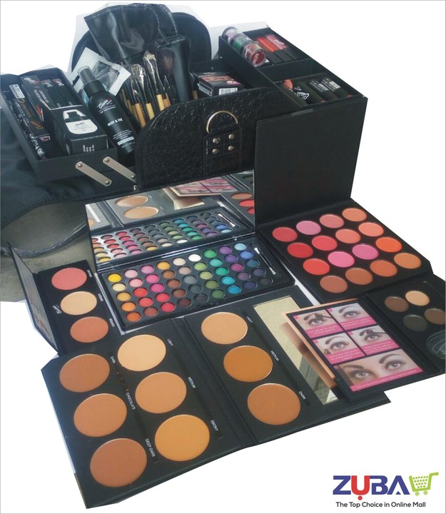 Makeup Artist Kit With Professional Makeup Box Buy Online