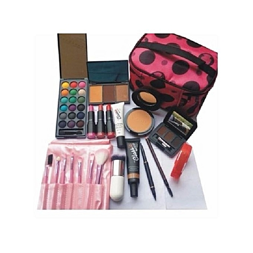 Valentine Makeup Kit With Free Led